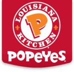 Popeye's Chicken & Biscuit and Which Wich Superior sandwich